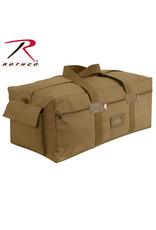 Rothco Canvas Israeli Type Duffle Bag