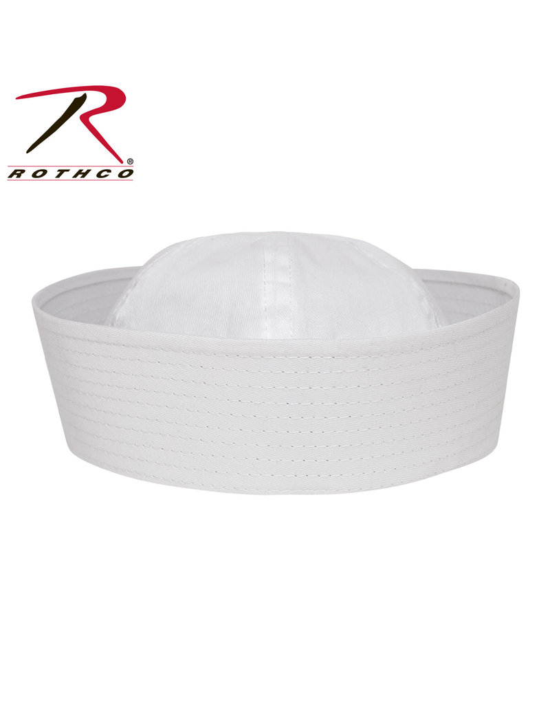 Rothco Navy White Sailor Hat