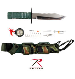 Rothco Special Forces Survival Kit Knife
