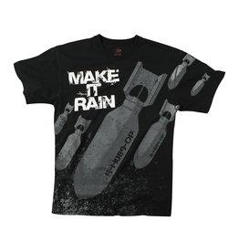 Rothco Make It Rain Bombs T-Shirt