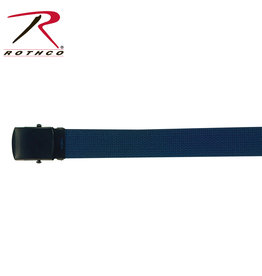 Rothco Military Web Belt with Black Buckle