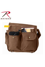 Rothco Canvas European School Bag