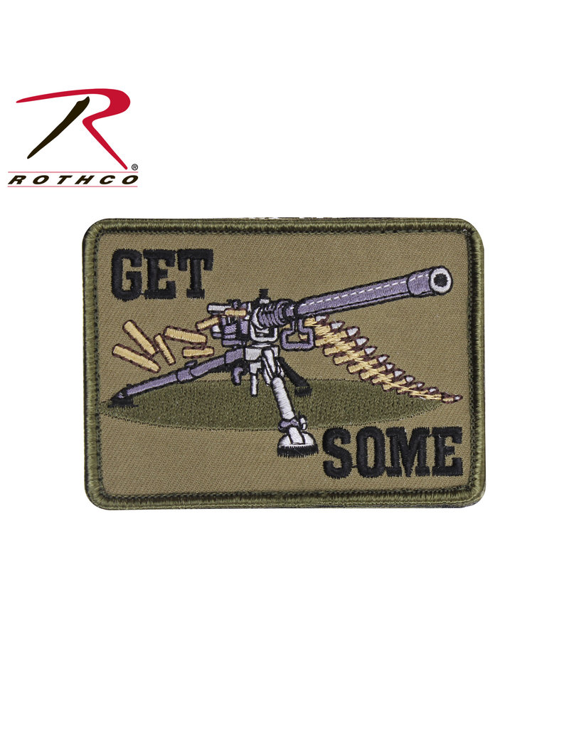 Rothco Get Some Morale Patch