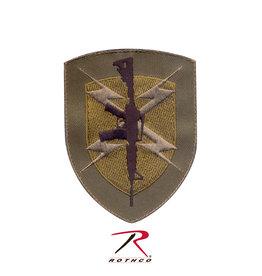 Rothco Gun Shield Morale Patch