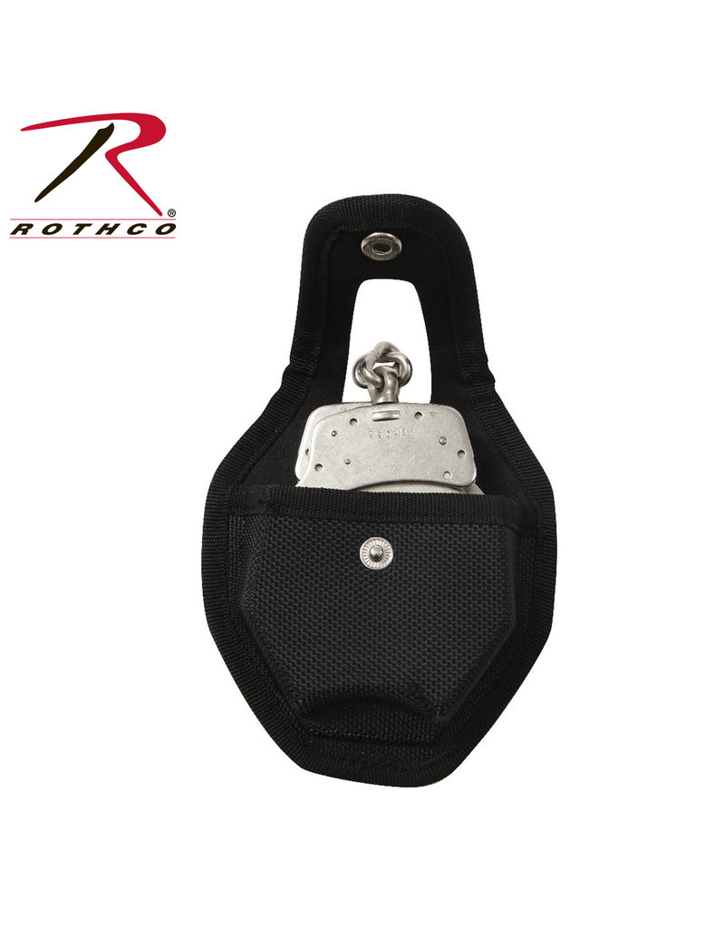 Rothco Enhanced Molded Open Style Handcuff Case