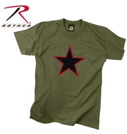 World Famous Red China Star T-Shirt