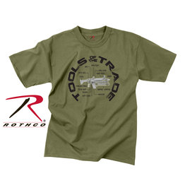 Rothco Vintage Tools Of The Trade T-Shirt