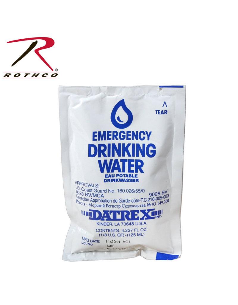 Datrex Emergency Water (64/case)