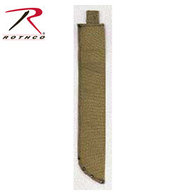 Rothco O.D. Canvas Machete Sheath