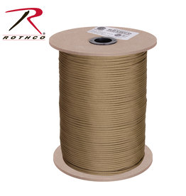 Rothco Nylon Paracord 550lb 1000ft Spool