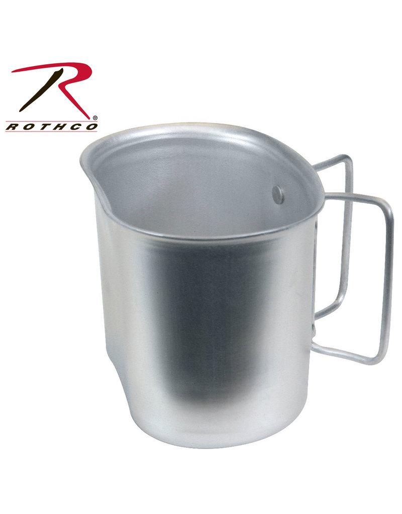 Rothco GI Style Aluminum Canteen Cup