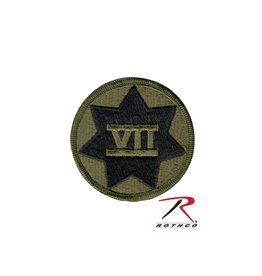 Rothco 7th Corps Patch