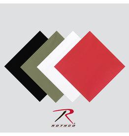 Rothco Solid Large Bandana