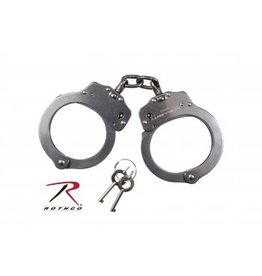Rothco NIJ Approved Stainless Steel Handcuffs