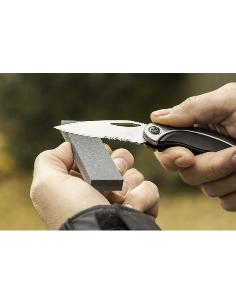 """Smith's 4"""" Dual Grit Sharpening Stone"""