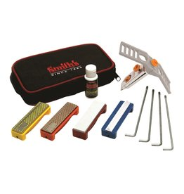 Smith's Diamond/Arkansas Stone Precision Sharpening System