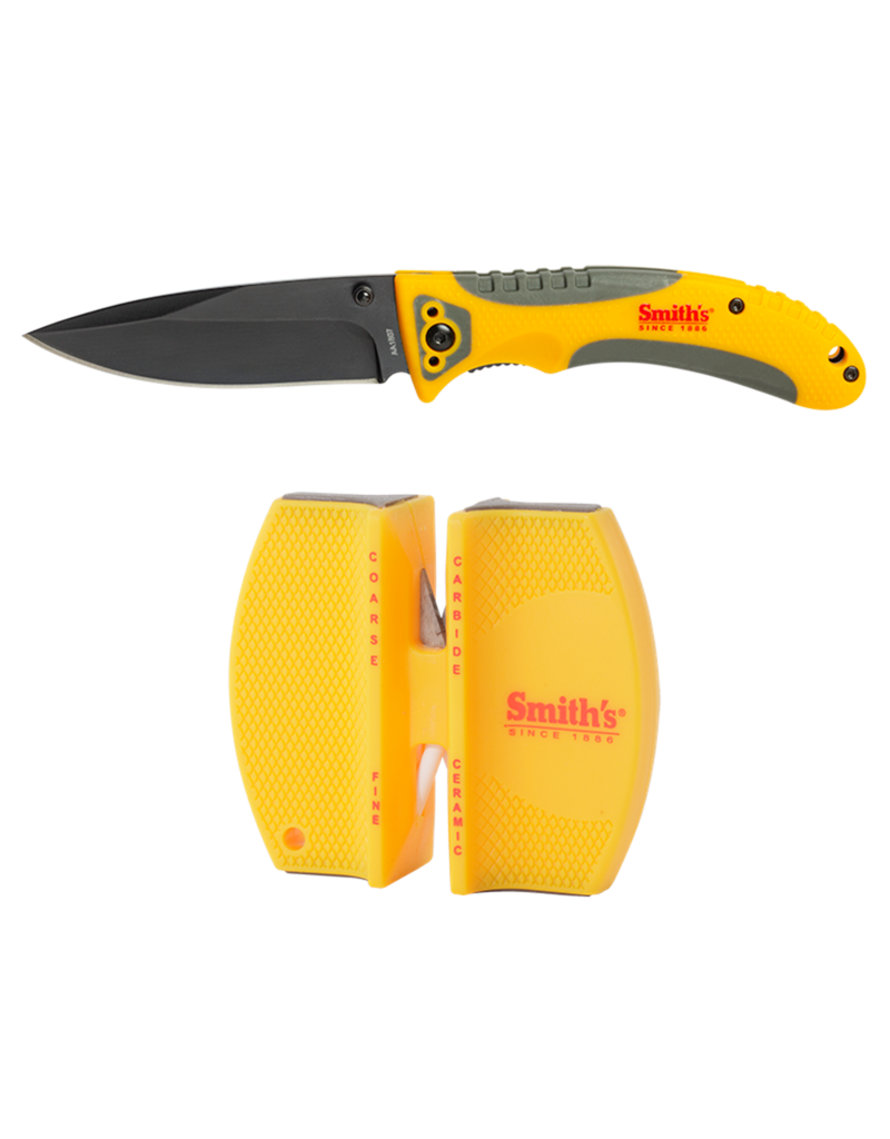 Smith's Trailbreaker & 2-Step Sharpener