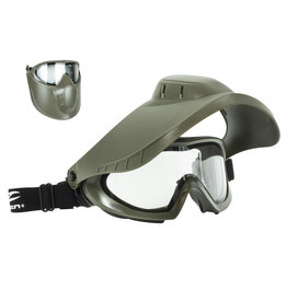 Valken VSM Therm w/ Face Shield Goggles