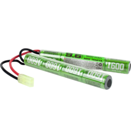 Valken NiMH 9.6V 1600mAh Battery