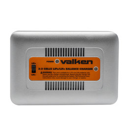 Valken LiPo/LiFe Smart Battery Charger 2-3 Cell Quick Balancing