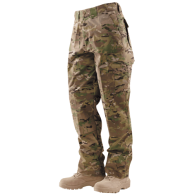 Tru-Spec Original Tactical Pants (Men's) Polyester/Cotton Multicam