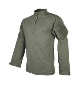 Tru-Spec T.R.U. 1/4 Zip Combat Shirt Polyester/Cotton
