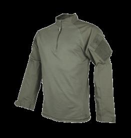 Tru-Spec T.R.U. 1/4 Zip Combat Shirt Polyester/Cotton