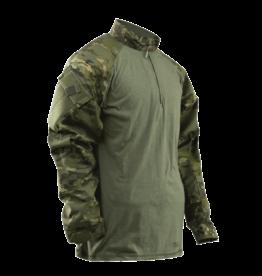 Tru-Spec T.R.U. 1/4 Zip Combat Shirt Nylon/Cotton