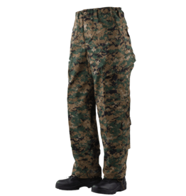 Tru-Spec T.R.U. Pants Polyester/Cotton Woodland Digital