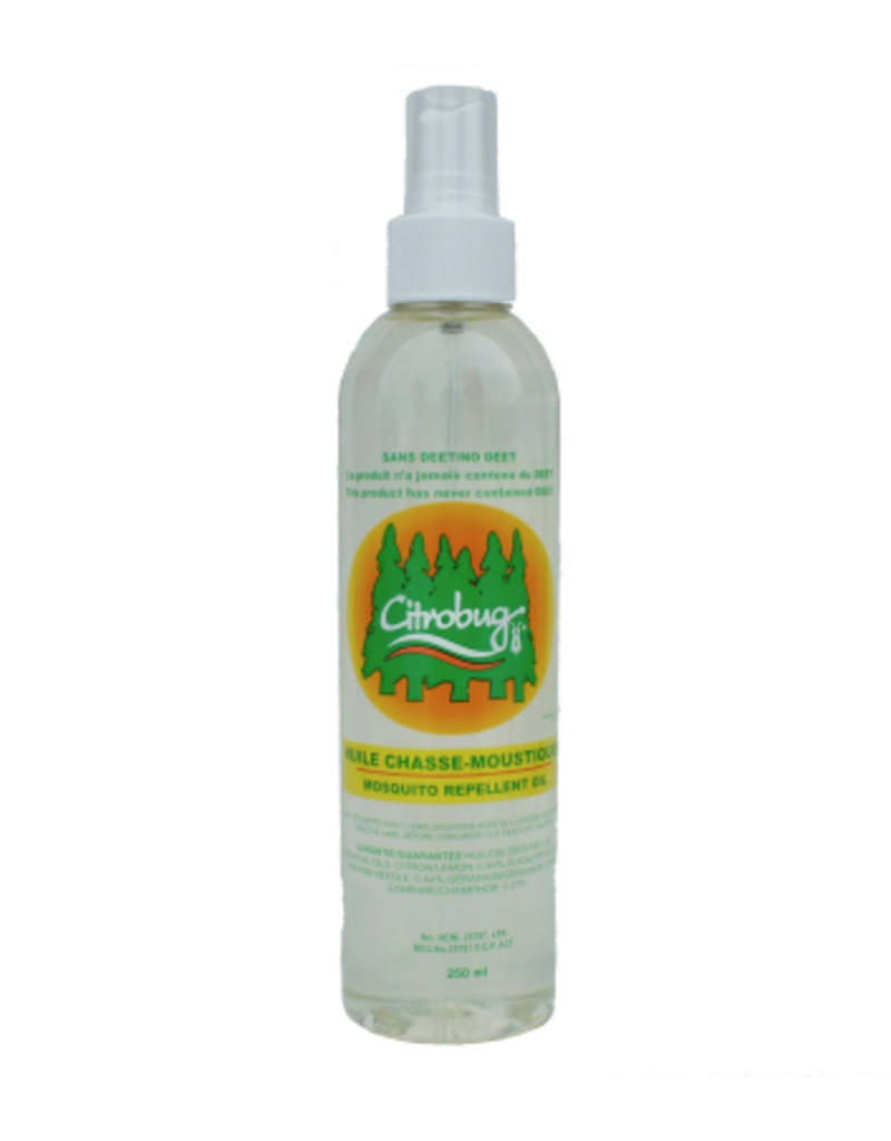 CitroBug Mosquito Repellent Oil