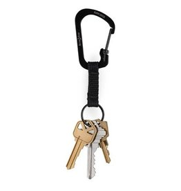 Nite Ize SlideLock Key Ring Stainless Steel