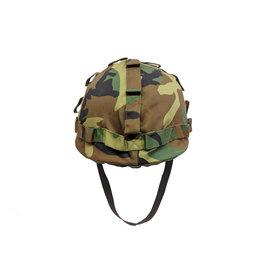 SGS Woodland Plastic Helmet (Kids)