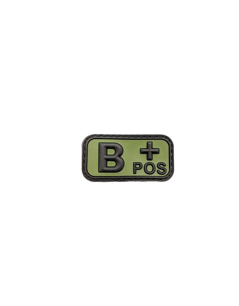 SGS Blood Type Patch