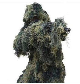 SGS Woodland Ghillie Suit