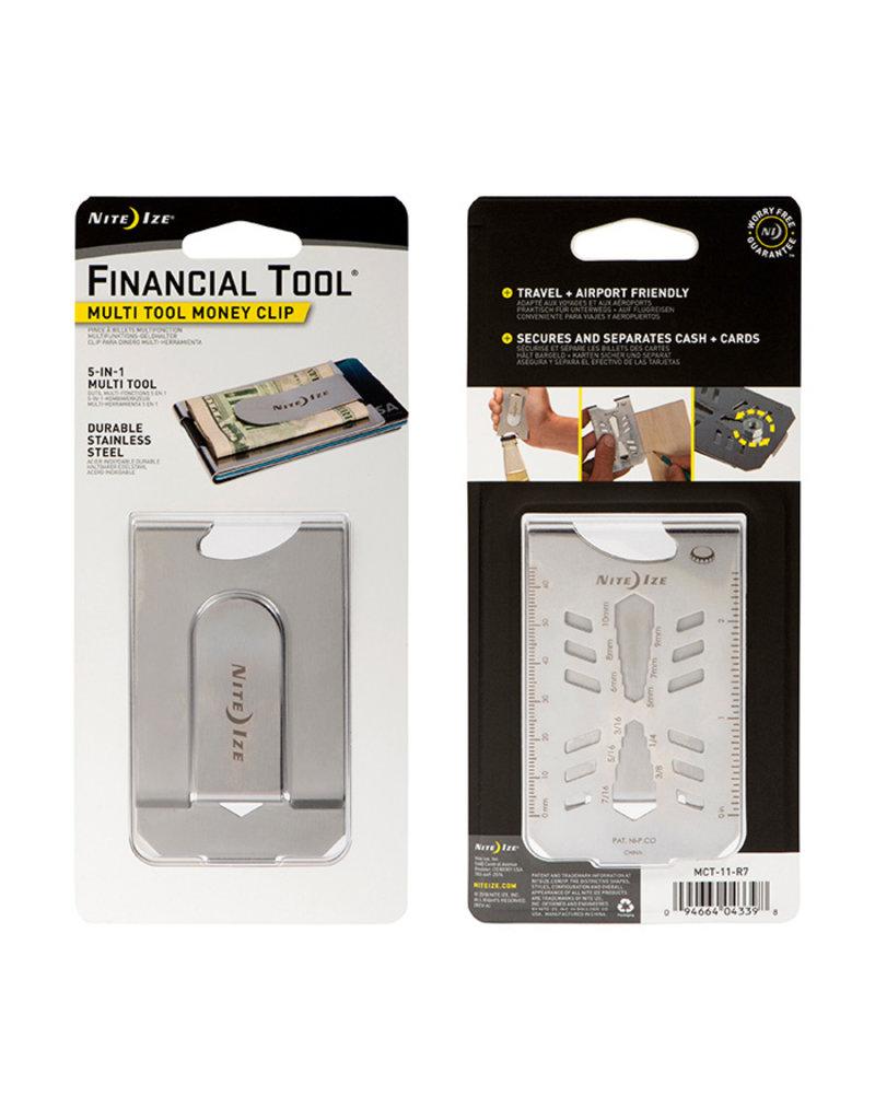 Nite Ize Multi Tool Money Clip