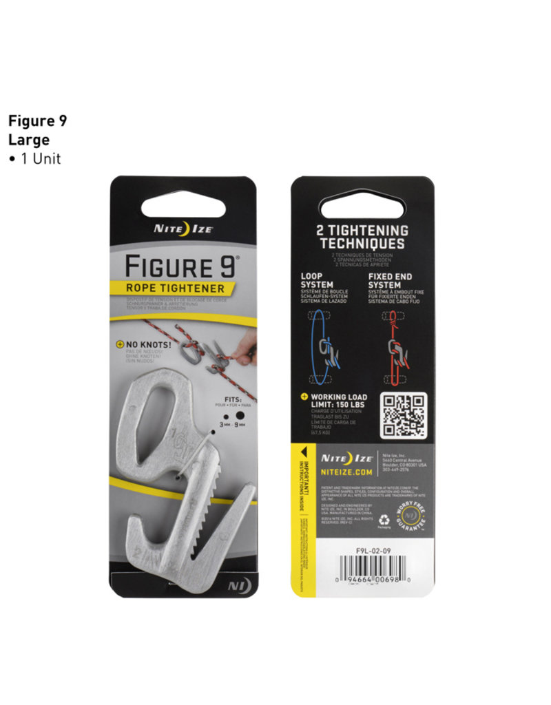 Nite Ize Figure 9 Rope Tightener
