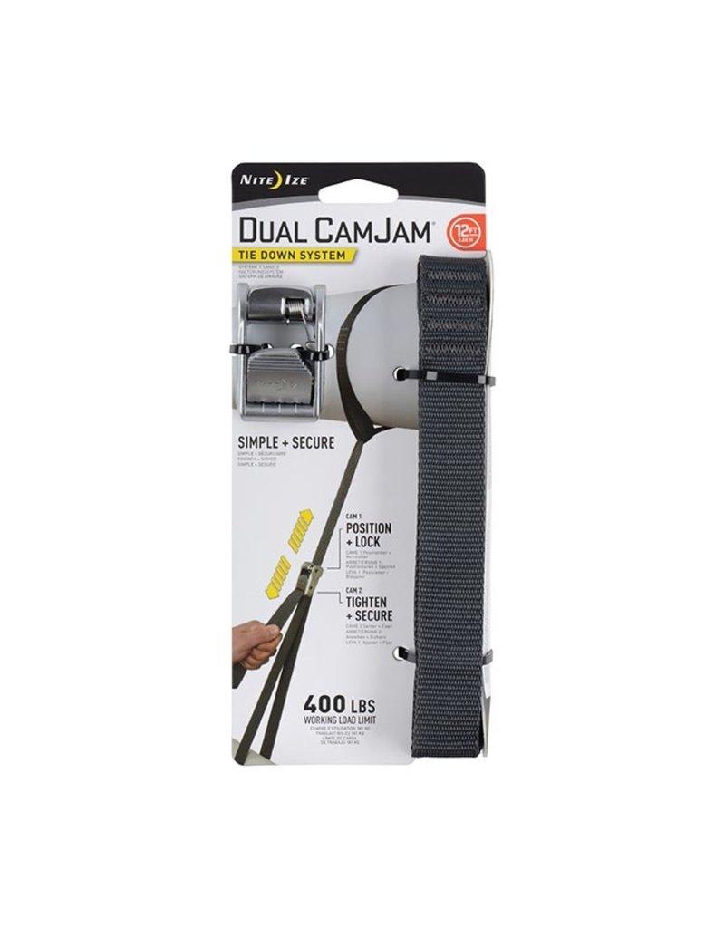 Nite Ize Dual CamJam Tie Down System