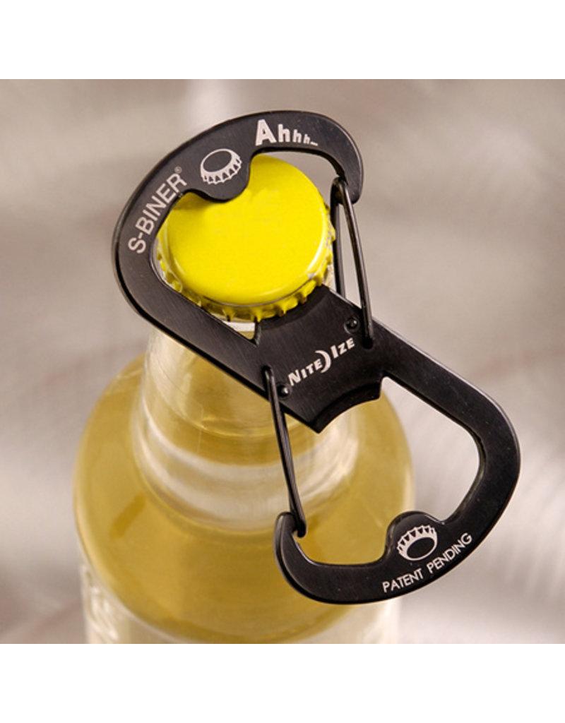 Nite Ize Ahhh... Stainless Bottle Opener