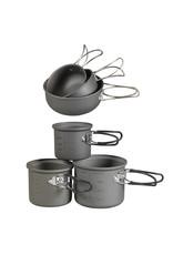NDūR 6 Piece Essentials Cookware Mess Kit