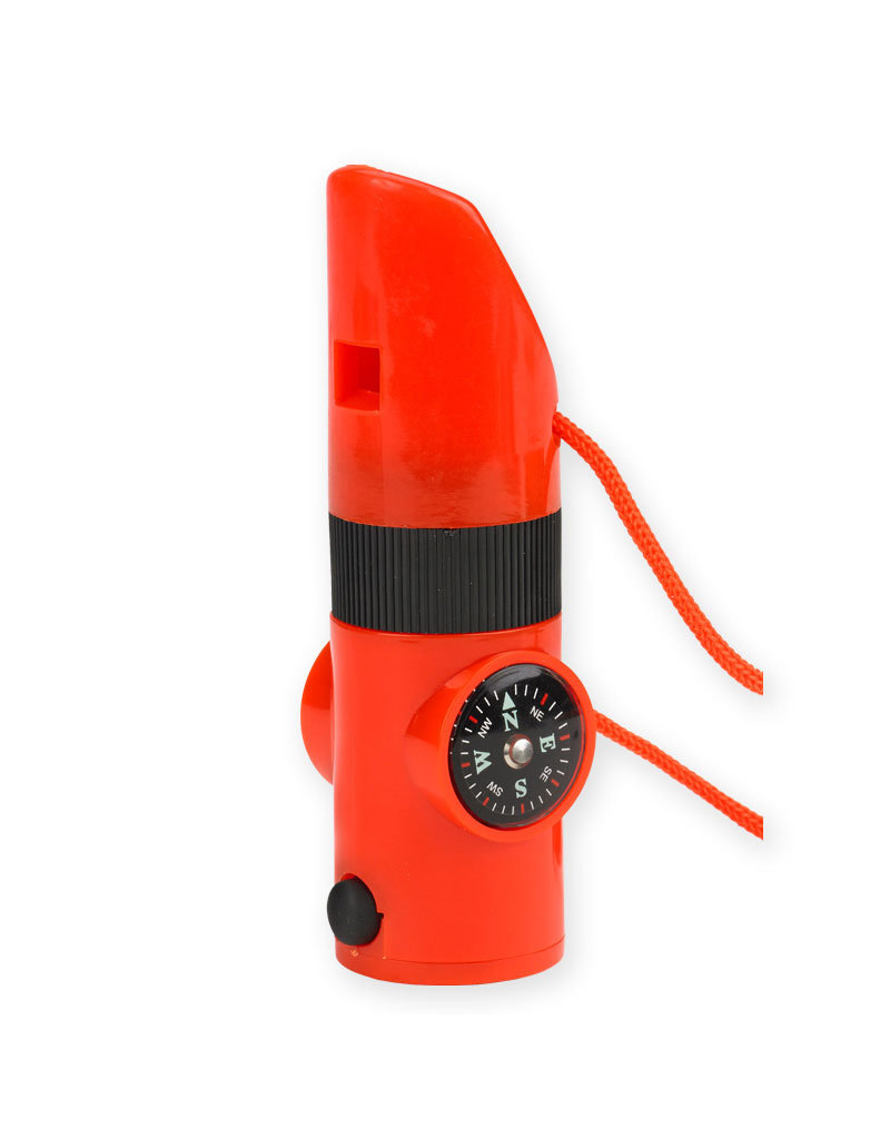 NDūR 7-In-1 Survival Whistle