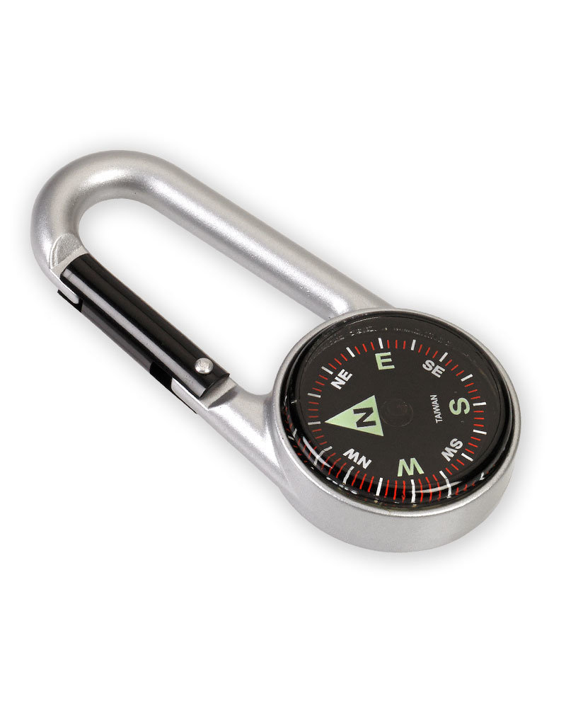 NDūR Carabiner Compass