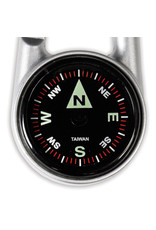 NDūR Carabiner Compass