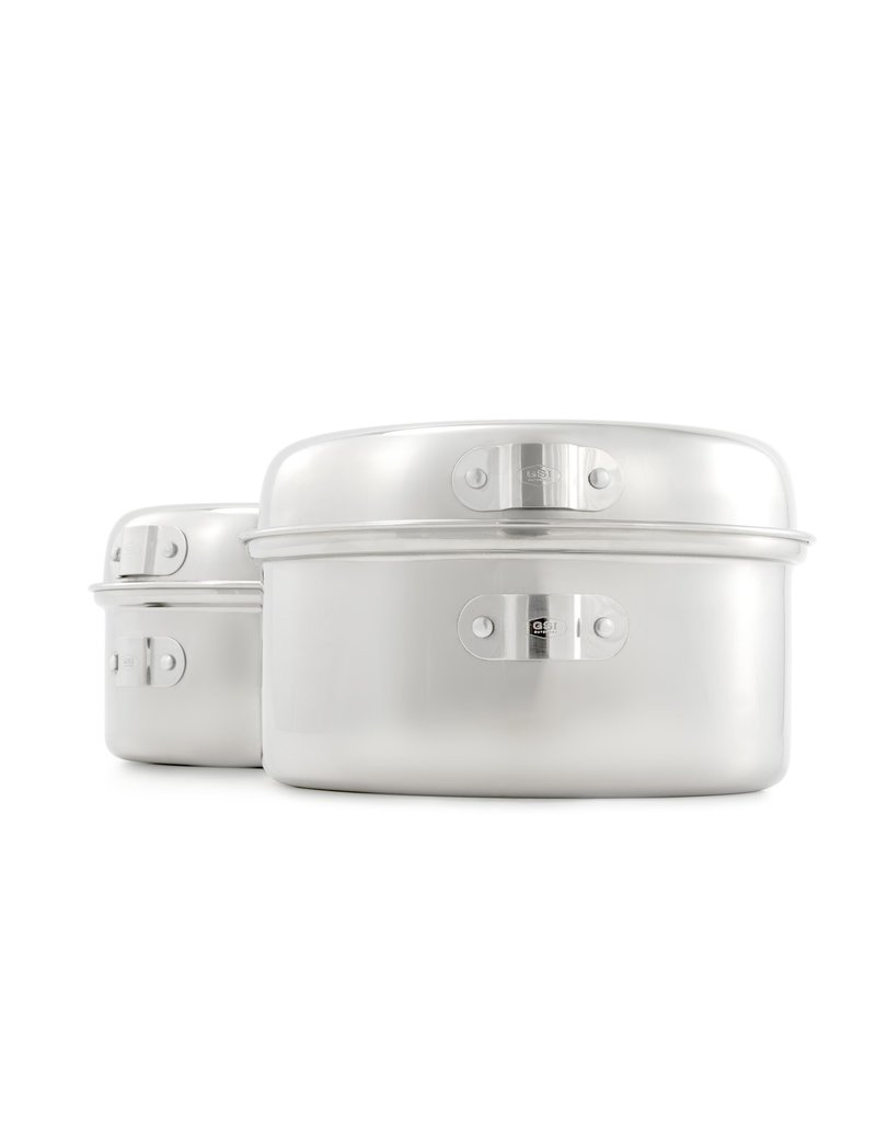 GSI Outdoors Glacier Stainless Cookset Small