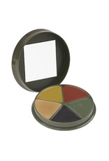 Camcon 5 Color Camouflage Cream Compact with Mirror
