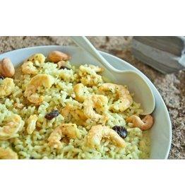 Happy Yak Crevettes au cari sur riz