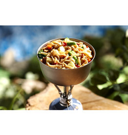 Happy Yak Pad thaï aux légumes et arachides (Végétalien)