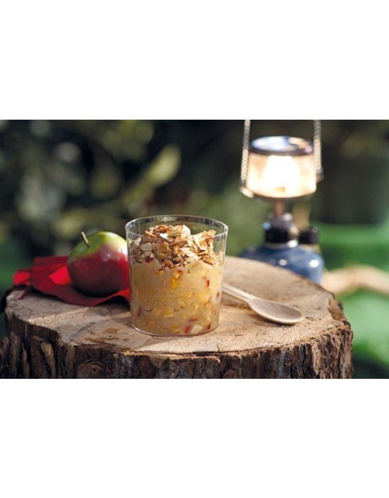 Happy Yak Croustade aux pommes (Végétarien)