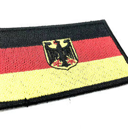 Custom Patch Canada Germany Flag Patch