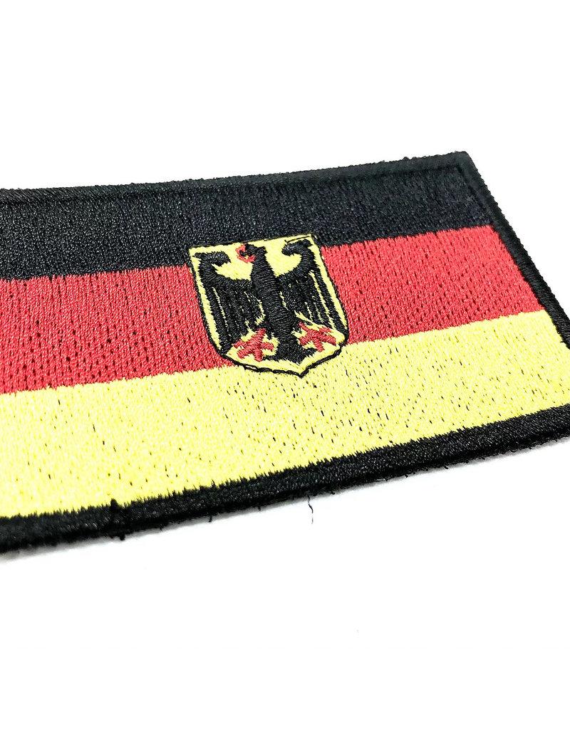 Custom Patch Canada Germany Flag Patch
