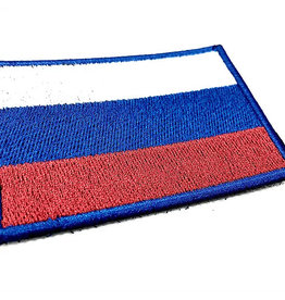 Custom Patch Canada Russia Flag Patch